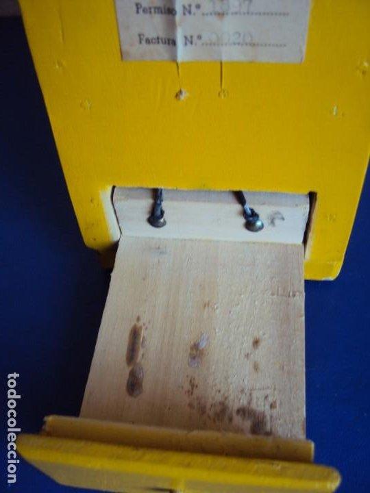Juguetes antiguos: (JU-200290)INDUSTRIAS ELECTRICAS DEL JUGUETE VALLMAJO - FU MAN CHU - Foto 8 - 195314333