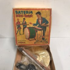 Juguetes antiguos: ANTIGUA BATERIA MINI TWIST AIRGAM. Lote 195324075