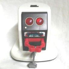 Juguetes antiguos: ROBOT TOMY DUSTBOT AÑO 85 JAPÓN, FUNCIONA. Lote 195357890
