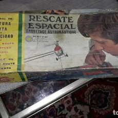 Juguetes antiguos: JUEGO RESCATE ESPACIAL CONTROL DE ALTURA, RUTA Y VELOCIDAD CONGOST REF. 901. Lote 195394363