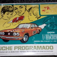 Juguetes antiguos: NACORAL COCHE PROGRAMADO DE NACORAL, JUGUETE ANTIGUO, COCHE CORVETTE. Lote 195582082