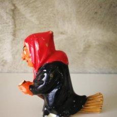 Brinquedos antigos: BRUJA MONSTRUOS DEL CASTILLO AIRGAM. Lote 195629912