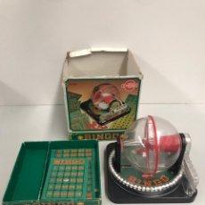 Juguetes antiguos: BINGO CONGOST. Lote 197393801