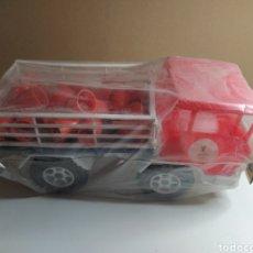 Brinquedos antigos: CAMIÓN BUTANO GUTFER. Lote 198549802