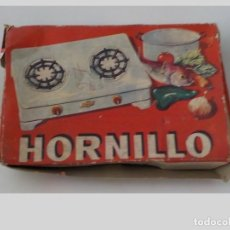 Juguetes antiguos: RARO JUGUETES J.D. ANTIGUO HORNILLO METALICO.. Lote 199666975