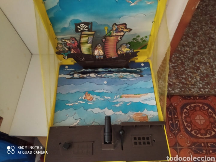 Juguetes antiguos: Juego pirata congost - Foto 3 - 203198078