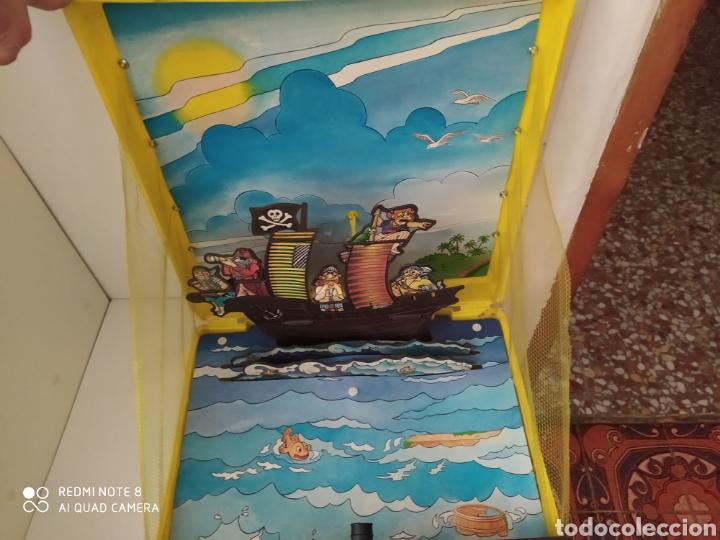 Juguetes antiguos: Juego pirata congost - Foto 4 - 203198078