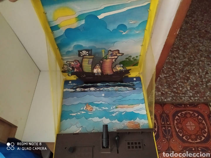 Juguetes antiguos: Juego pirata congost - Foto 5 - 203198078