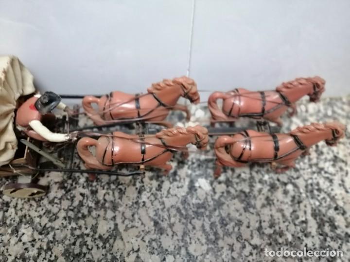 Juguetes antiguos: ANTIGUA CARAVANA WAGON MASTER - Foto 2 - 205264952