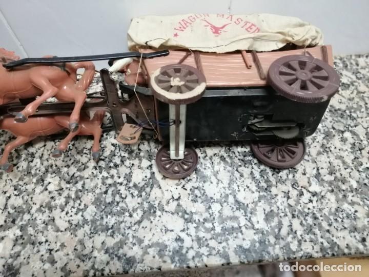 Juguetes antiguos: ANTIGUA CARAVANA WAGON MASTER - Foto 11 - 205264952