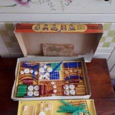 Brinquedos antigos: CAJA GRANDE EL CADAKO DE GEYPER. DOS PISOS. Lote 205771388