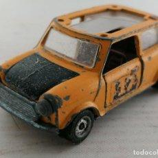 Brinquedos antigos: MINI MORRIS, GUISVAL, MADE IN SPAIN, METAL. Lote 206251637