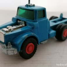Juguetes antiguos: CAMION SCAMMELL, MARCA GUISVAL. Lote 206259936