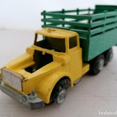 Juguetes antiguos: CAMION SCAMMELL, MARCA GUISVAL MADE IN SPAIN. Lote 206263783