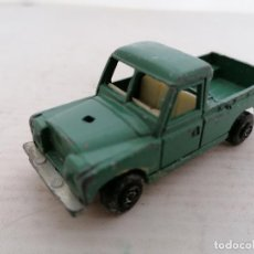 Juguetes antiguos: LAND ROVER, MARCA GUISVAL MADE IN SPAIN. Lote 206265262