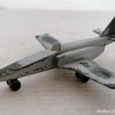 Juguetes antiguos: AVION CAZA C-101 AVIOJET, MADE IN SPAIN, MARCA PILEN. Lote 206266976