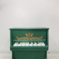 Juguetes antiguos: PIANO JUGUETES MEDITERRÁNEO. Lote 206520535