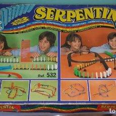 Juguetes antiguos: SERPENTINE SERPENTIN DE AIRGAM AÑOS 70. Lote 207757442