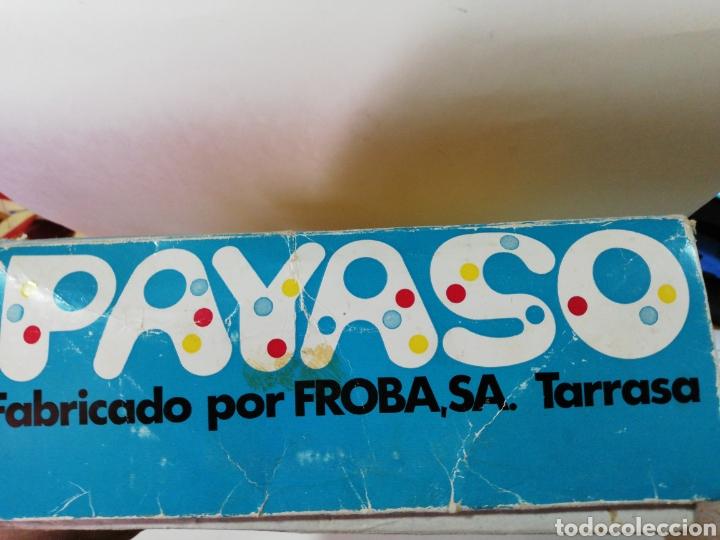 Juguetes antiguos: PAYASO ACROBATA MECANICO - Foto 6 - 209916981