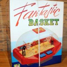 Juguetes antiguos: FANTASTIC BASKET - CHICOS - REF. 713 - AÑOS 80 - NUEVO Y PRECINTADO. Lote 212007606