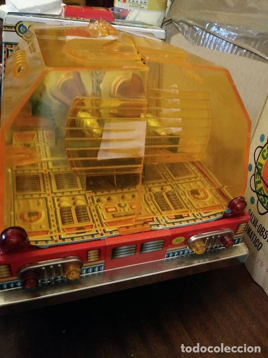 Juguetes antiguos: VEHICULO ESPACIAL COMANDOS DEL ESPACIO Nº 76 EN CAJA - EGE .AÑOS 70 - Foto 5 - 212639801