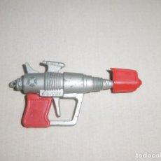 Brinquedos antigos: PISTOLA REDONDO GALAXIA. FUNCIONA OK.. Lote 213588192