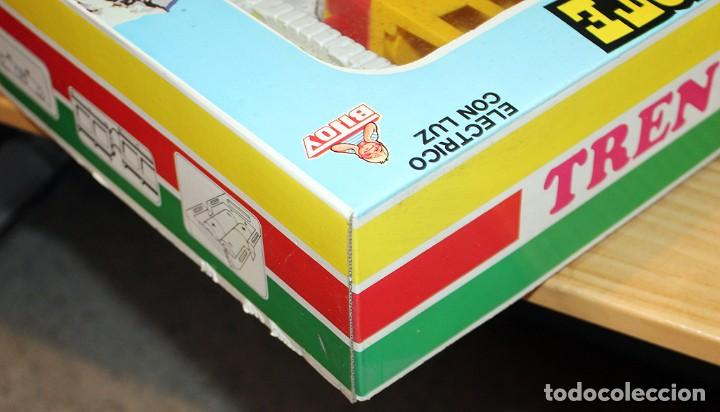 Juguetes antiguos: ANTIGUO TREN DEL OESTE DE BITOY - NUEVO A ESTRENAR - IMPECABLE - AÑOS 70 / 80 - Foto 15 - 214127425