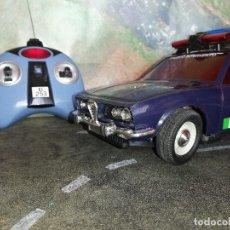 Brinquedos antigos: ALFA ROMEO ALFETTA RC VER VIDEO. Lote 214227460
