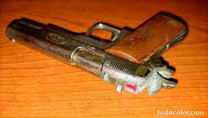 Juguetes antiguos: Pistola PAM PAM - Foto 3 - 216387572