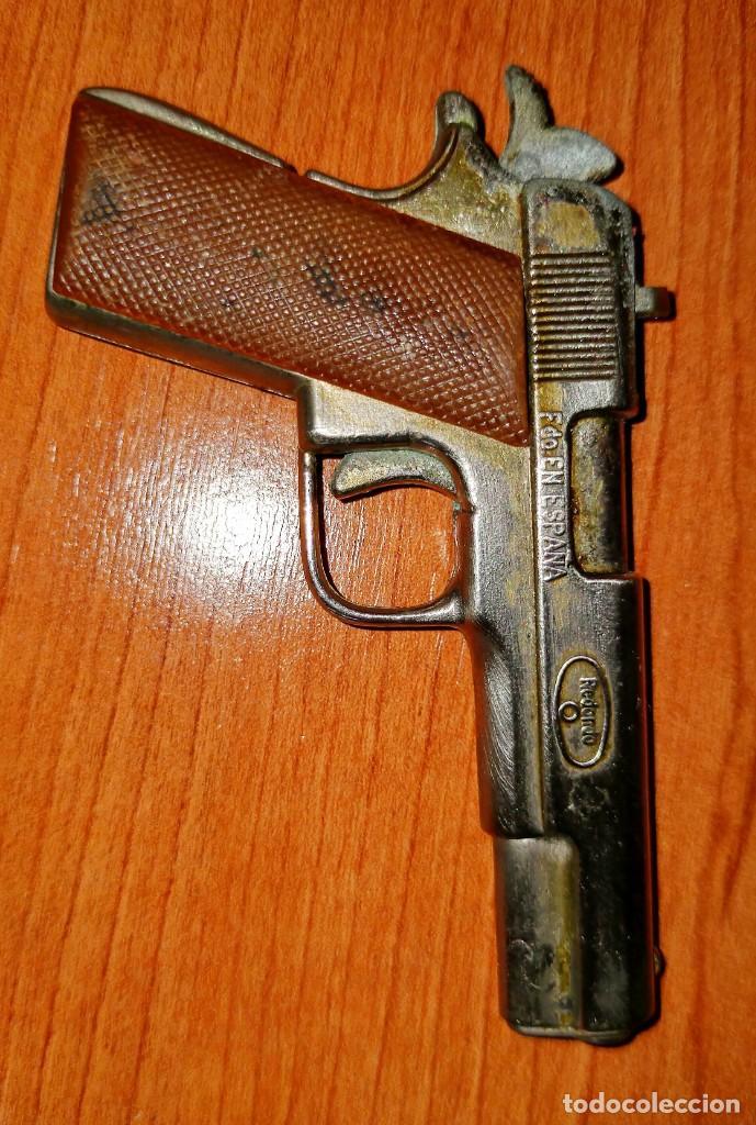 Juguetes antiguos: Pistola PAM PAM - Foto 6 - 216387572