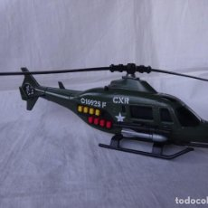 Juguetes antiguos: HELICOPTERO MAJORETTE, SERIE SONIC FLASHERS, AÑOS 80. Lote 217036631