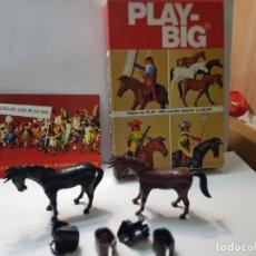 Juguetes antiguos: PLAY BIG REF.17-8101 EN CAJA ORIGINAL Y CATALOGO. Lote 217043307