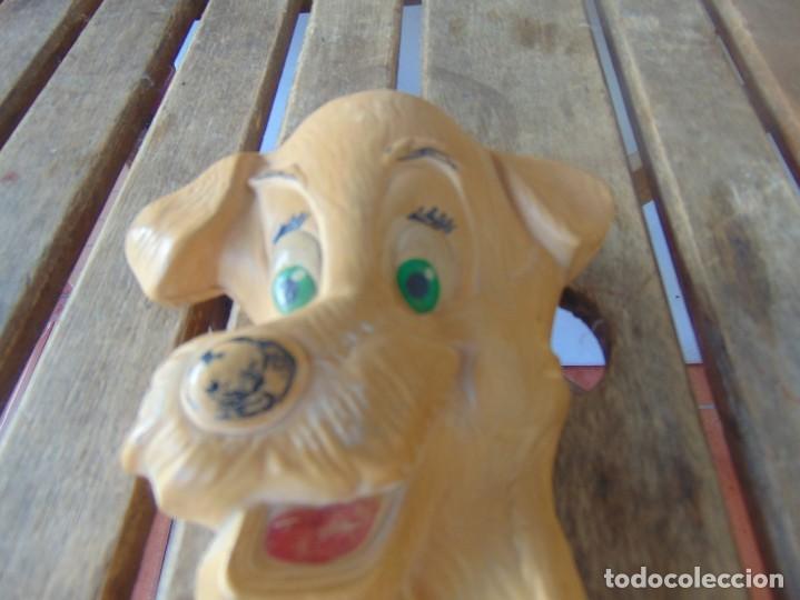 Juguetes antiguos: BOLSA DE AGUA CALIENTE EN FORMA DE PERRO WALT DISNEY DUARRY - Foto 2 - 217128752