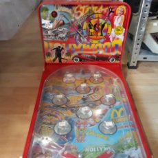 Juguetes antiguos: PINBALL SUPER FLIPPER HOLLYWOOD RIMA REF. 1067. Lote 217248921