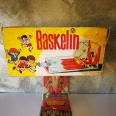 Giocattoli antichi: BASKELIN MADEL CON SU CAJA ORIGINAL. Lote 218996916