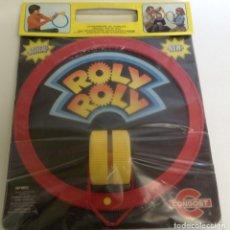 Brinquedos antigos: JUEGO ROLY ROLY - PRECINTADO - AÑO 1978 - ORIGINAL *** CONGOST *** NUEVO SIN USAR. Lote 219968997