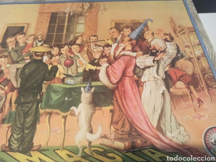Juguetes antiguos: Bonito juego de magia antiguo borrás. Precio único. - Foto 7 - 220444718