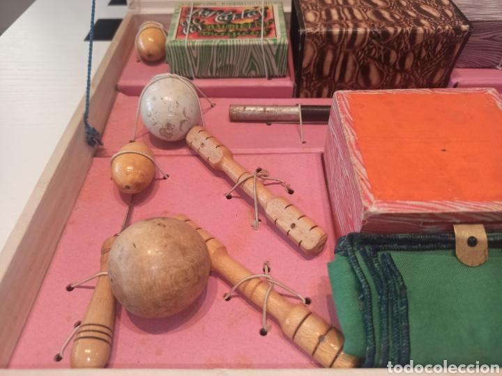 Juguetes antiguos: Bonito juego de magia antiguo borrás. Precio único. - Foto 10 - 220444718