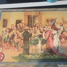 Juguetes antiguos: BONITO JUEGO DE MAGIA ANTIGUO. Lote 220444718