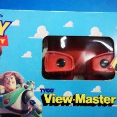 Juguetes antiguos: TOY STORY GAFAS DE VISION - VIEW-MASTER A ESTRENAR. Lote 220472805