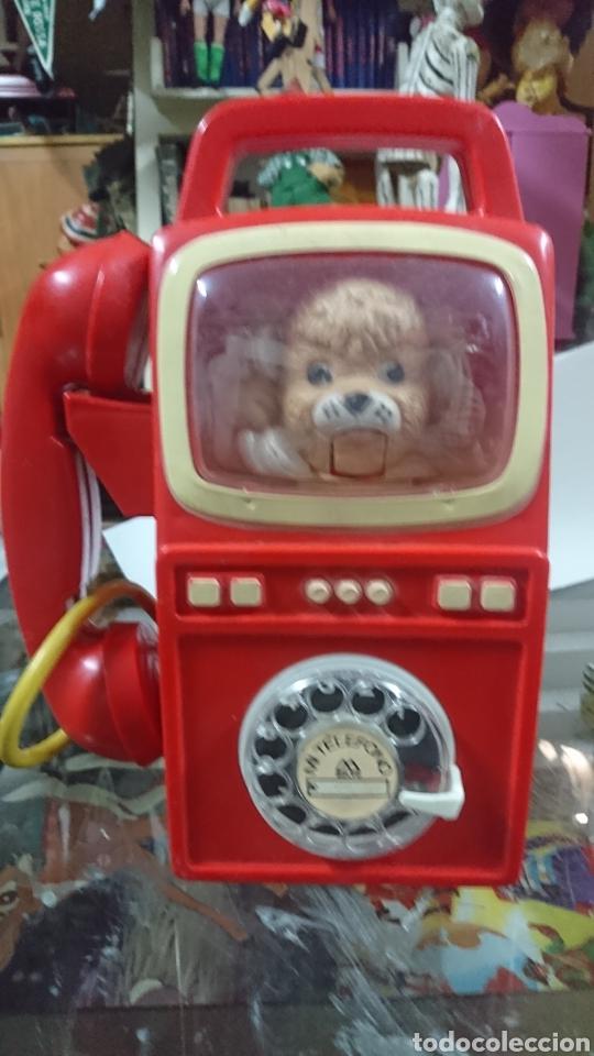 Juguetes antiguos: Teléfono MOLTO - Foto 2 - 221438556
