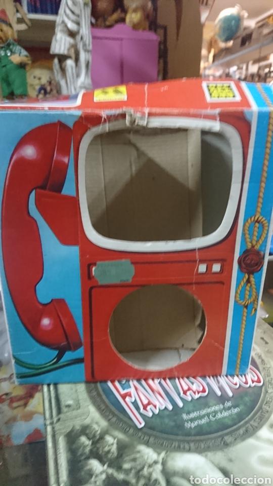 Juguetes antiguos: Teléfono MOLTO - Foto 3 - 221438556