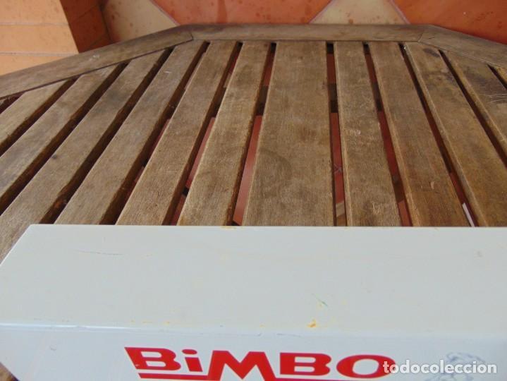 Juguetes antiguos: CAMIÓN PEGASO ARTICULADO ,PUBLICIDAD BIMBO PIEZAS O RESTAURAR - Foto 4 - 271653708