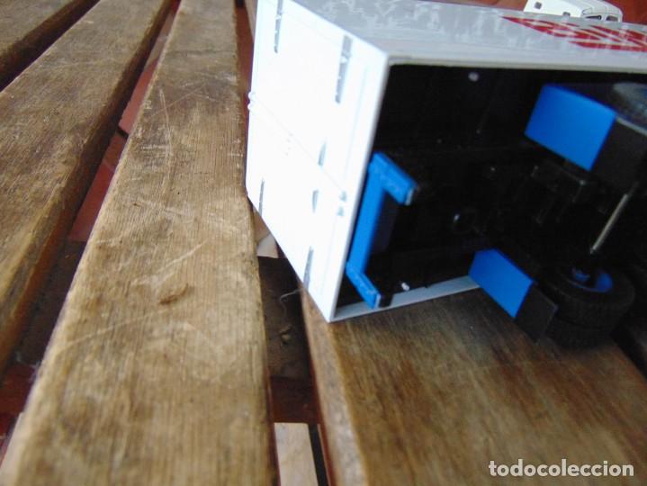 Juguetes antiguos: CAMIÓN PEGASO ARTICULADO ,PUBLICIDAD BIMBO PIEZAS O RESTAURAR - Foto 5 - 271653708
