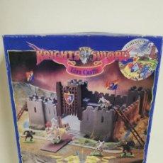 Juguetes antiguos: BRITAINS KNIGHT'S SWORD LION CASTLE PLAYSET NUEVO SIN USO 90S - A ESTRENAR!!!!!!!!!!!!. Lote 223919433