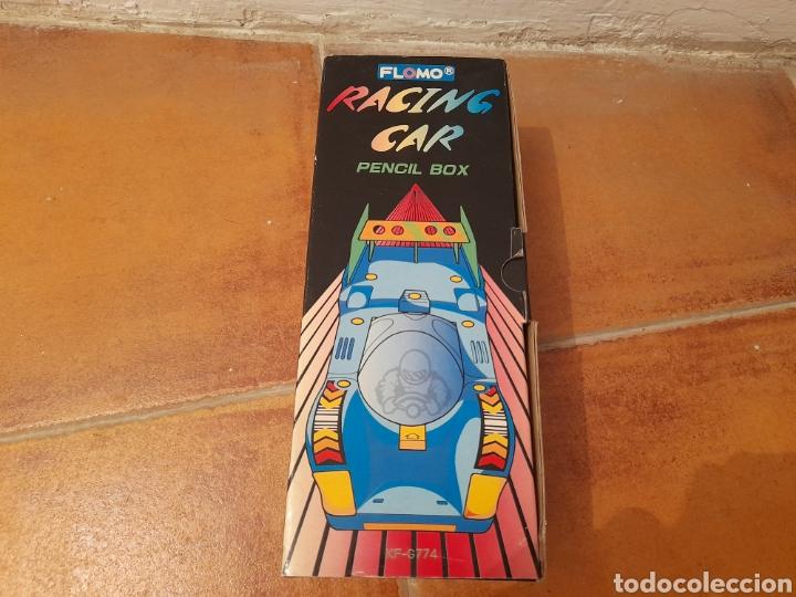 Juguetes antiguos: FLOMO RACING CAR - Foto 2 - 224209916