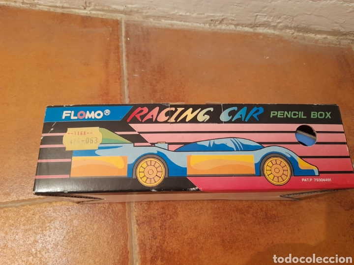 Juguetes antiguos: FLOMO RACING CAR - Foto 3 - 224209916