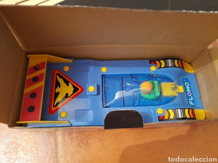Juguetes antiguos: FLOMO RACING CAR - Foto 6 - 224209916