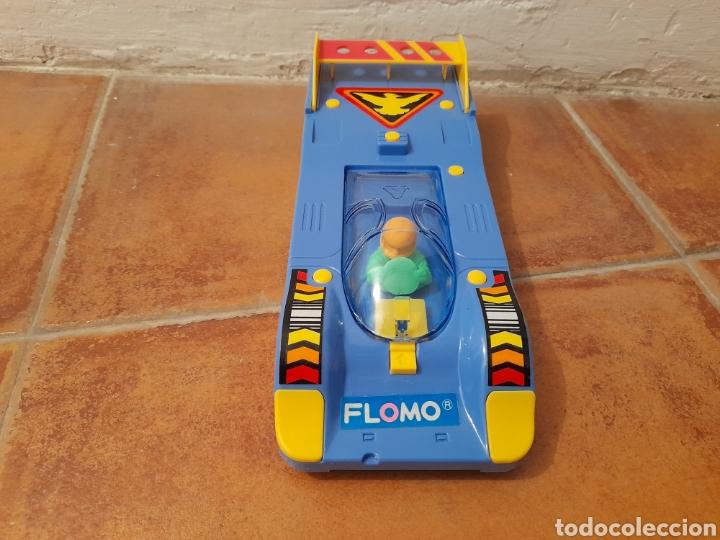 Juguetes antiguos: FLOMO RACING CAR - Foto 9 - 224209916
