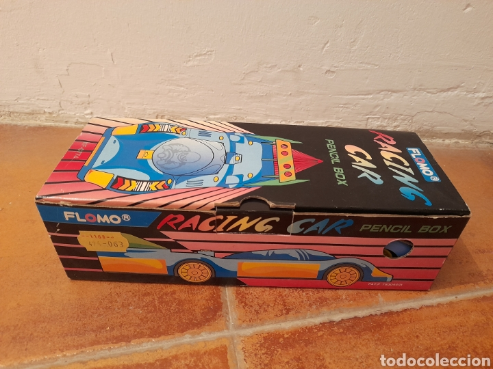 FLOMO RACING CAR (Juguetes - Marcas Clasicas - Otras Marcas)